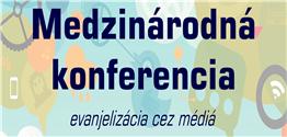 Medzinárodná konferencia s mediálnym zameraním