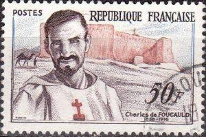 Stamp_of_Charles_de_Foucauld_France
